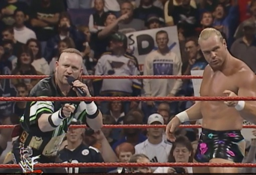 Image result for WWE Survivor Series 1998 New Age Outlaws vs Headbangers vs D'Lo/Mark Henry wwe.com