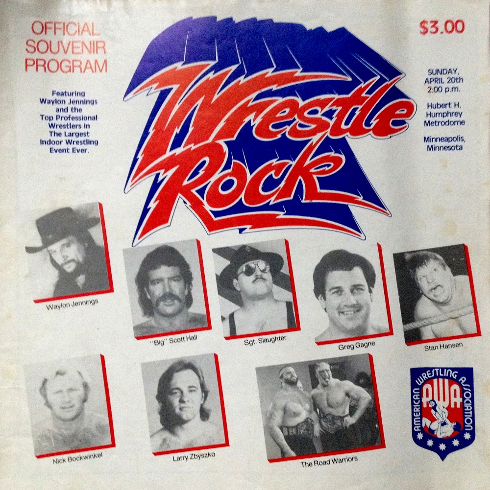 Image result for AWA: WrestleRock '86  wwe.com